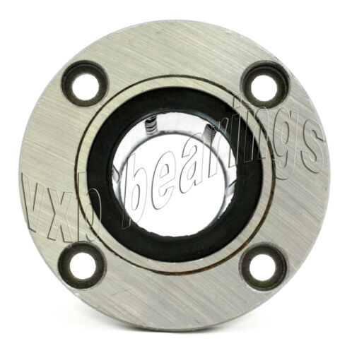 20mm Round Flanged CNC Router Linear Motion Bushing