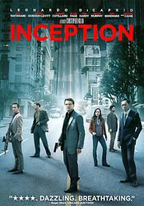 Details About Inception German Dvd 2010 Film Auf Deutsch