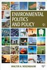 Environmental Politics and Policy by Walter A. Rosenbaum (Paperback, 2013)
