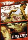 Automaton Transfusion (DVD, 2011, 2-Disc Set, Unrated and Undead/Black Sheep Unrated)