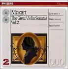Wolfgang Amadeus Mozart - Mozart: The Great Violin Sonata, Vol. 2 (1998)