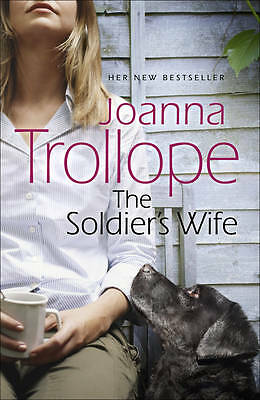 The Soldier's Wife, Joanna Trollope   Paperback Book   Very Good   9780385618045