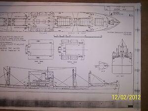 ship plan VICTORY SHIP model plan