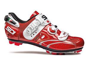NIB-Sidi-Dragon-2-SRS-MTB-Carbon-Cycling-Shoes-43