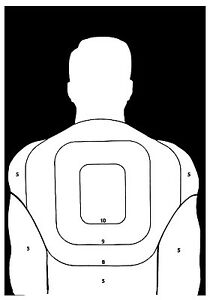 Find best value and selection for your B 21 Police Shooting Targets 19X25 Silhouette Target 30 search on eBay Worlds leading marketplace