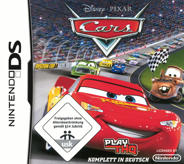 Cars (Nintendo DS, 2009)