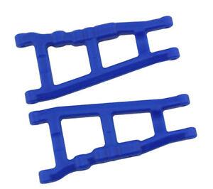 RPM-80705-Front-Rear-Suspension-A-Arms-2-Blue-Traxxas-Slash-4x4-Stampede-4x4
