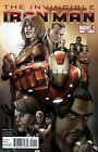 Invincible Iron Man #500 (March 2011, Marvel)