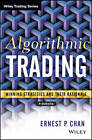Algorithmic Trading: Winning Strategies and Their Rationale by Ernie Chan (Hardback, 2013)