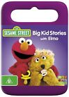Sesame Street - Bye-Bye Pacifier - Big Kids Stories with Elmo (DVD, 2013)