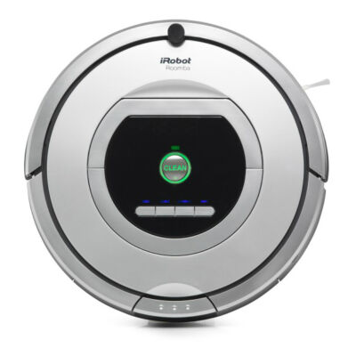 iRobot Roomba 760 Robotic Vacuum Cleaner
