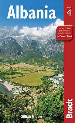 Albania, 4th (Bradt Travel Guide)-ExLibrary