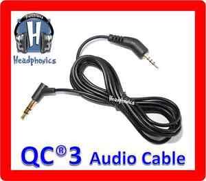 Cavo-audio-di-ricambio-per-BOSE-le-Cuffie-QuietComfort-3-QC3-Cuffie