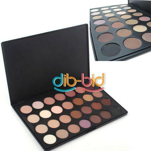 New Pro 28 Color Neutral Warm Eyeshadow Palette Eye Shadow Beauty Makeup Gift