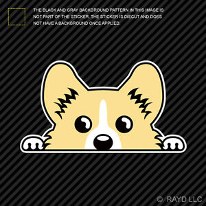 Pembroke-Welsh-Corgi-Sticker-Die-Cut-Decal-Self-Adhesive-Vinyl-Cardigan