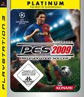 Pro Evolution Soccer 2009 -- Platinum (Sony PlayStation 3, 2009)
