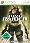 Tomb Raider: Underworld (Microsoft Xbox 360, 2008, DVD-Box)