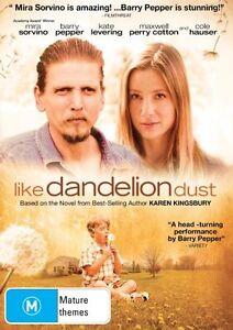 Like-Dandelion-Dust-NEW-DVD-Region-4-Australia-Mira-Sorvino-Cole-Hauser
