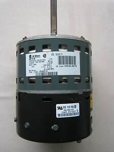 Ge Ecm 1 2 Hp Blower Motor 5sme39hl0475 Ebay
