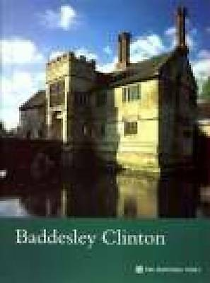 Excellent, Baddesley Clinton (National Trust Guidebooks), National Trust, Book