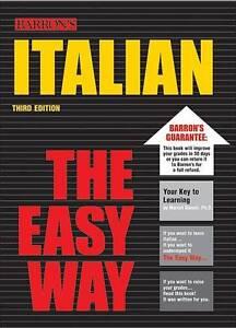 Italian-the-Easy-Way-Danesi-Marcel-Used-Good-Book