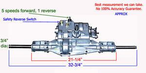 john-deere-L100-transmission-L100-transaxle-Dana-SPICER-4360-149-NEW-AM131576