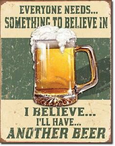 Believe-Ill-Have-Another-Beer-Man-Cave-Bar-Tin-Sign