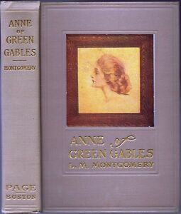 Anne-of-Green-Gables-by-L-M-Montgomery-Hardcover-January-1936-LC-Page-Withington