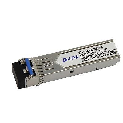 New SMCBGLLCX1 SMC Compatible 1000Base-LX 10KM SFP Transceiver module