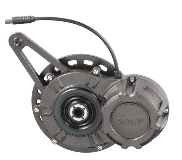 Sunup Eco DS-1R Bicycle Spoke Dynamo  (hub dynamo/dynohub alternative)