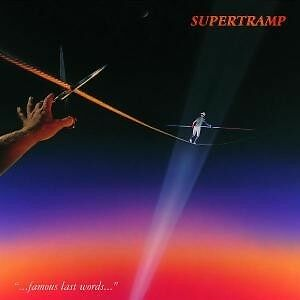 "SUPERTRAMP ""...FAMOUS LAST WORDS"" CD NEW"