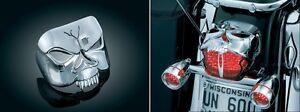 Copri-fanalino-stop-Kuryakyn-Zombie-x-Harley-Davidson-Sportster-Dyna-Touring-ecc