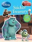 Disney Pixar Sticker Treasury by Parragon (Paperback, 2012)