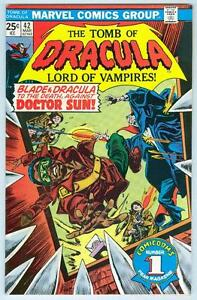 Tomb-of-Dracula-42-March-1976-VF-Blade