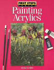 Painting Acrylics by Vicki Lord (Paperback, 1997)