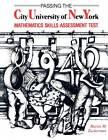 Passing the City University of New York Mathematics Skills Assessment Test by Martin M. Zuckerman (Paperback, 1983)