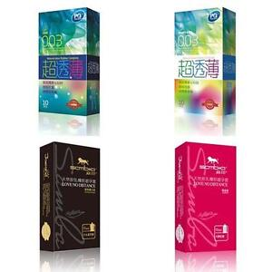 100-CONDOMS-FETHERLITE-DOT-RIBBED-MIX-4-STYLES-COME-FROM-CHINA
