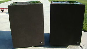 PAIR-OF-JBL-L300-SUMMIT-SPEAKERS-WITH-ORIGINAL-INSTRUCTION-MANUAL-AND-BROCHURE