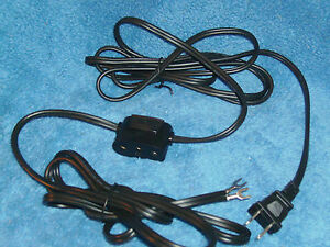 NEW-SINGER-SEWING-MACHINE-3-PIN-POWER-CORD-FEATHERWEIGHT-221-222-15-91-15-90
