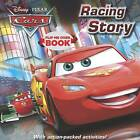 Disney Cars Flip Me Over - Activity and Story Book by Parragon (Paperback, 2012)