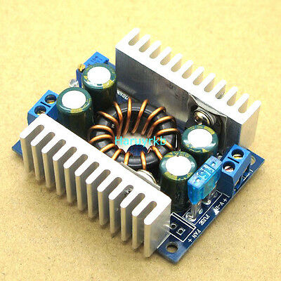 150W 8A DC 8-32V to 9-46V 12 24 36 step up BOOST converter Laptop pc car power