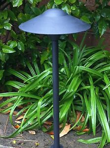 Landscape Outdoor Low Voltage Lighting Mushroom Path