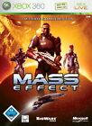 Mass Effect -- Limitierte Sammleredition (Microsoft Xbox 360, 2007, DVD-Box)
