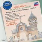 Modest Mussorgsky - Mussorgsky: Pictures at an Exhibition (Original Piano Version & Orchestral Version: Ashkenazy, 2007)