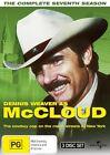 Mccloud : Season 7 (DVD, 2013, 3-Disc Set)