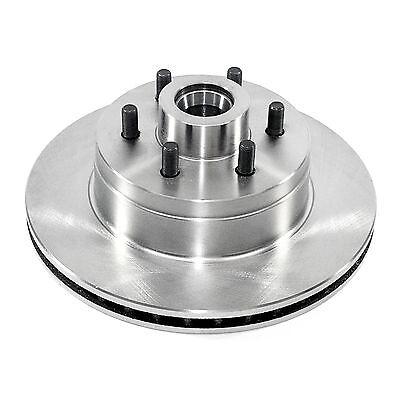 IAP/Dura International BR5347 Front Disc Brake Rotor