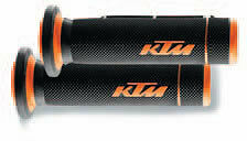 NEW KTM CLOSED END COMPOUND HAND GRIPS FITS ALL KTM ATVS 83002021000