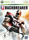 Backbreaker (Microsoft Xbox 360, 2010, DVD-Box)