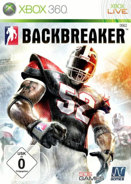 Backbreaker (Xbox 360, deutsche Version, Anleitung) A12