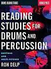 Ron Delp: Reading Studies for Drums and Percussion - Rhythms and Multi-Pitches by Ron Delp (Paperback, 2009)